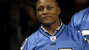 Barry Sanders High Quality Wallpapers