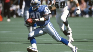 Barry Sanders Wallpaper