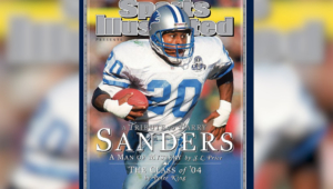 Barry Sanders Wallpapers Hd