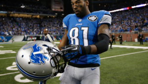 Calvin Johnson Background