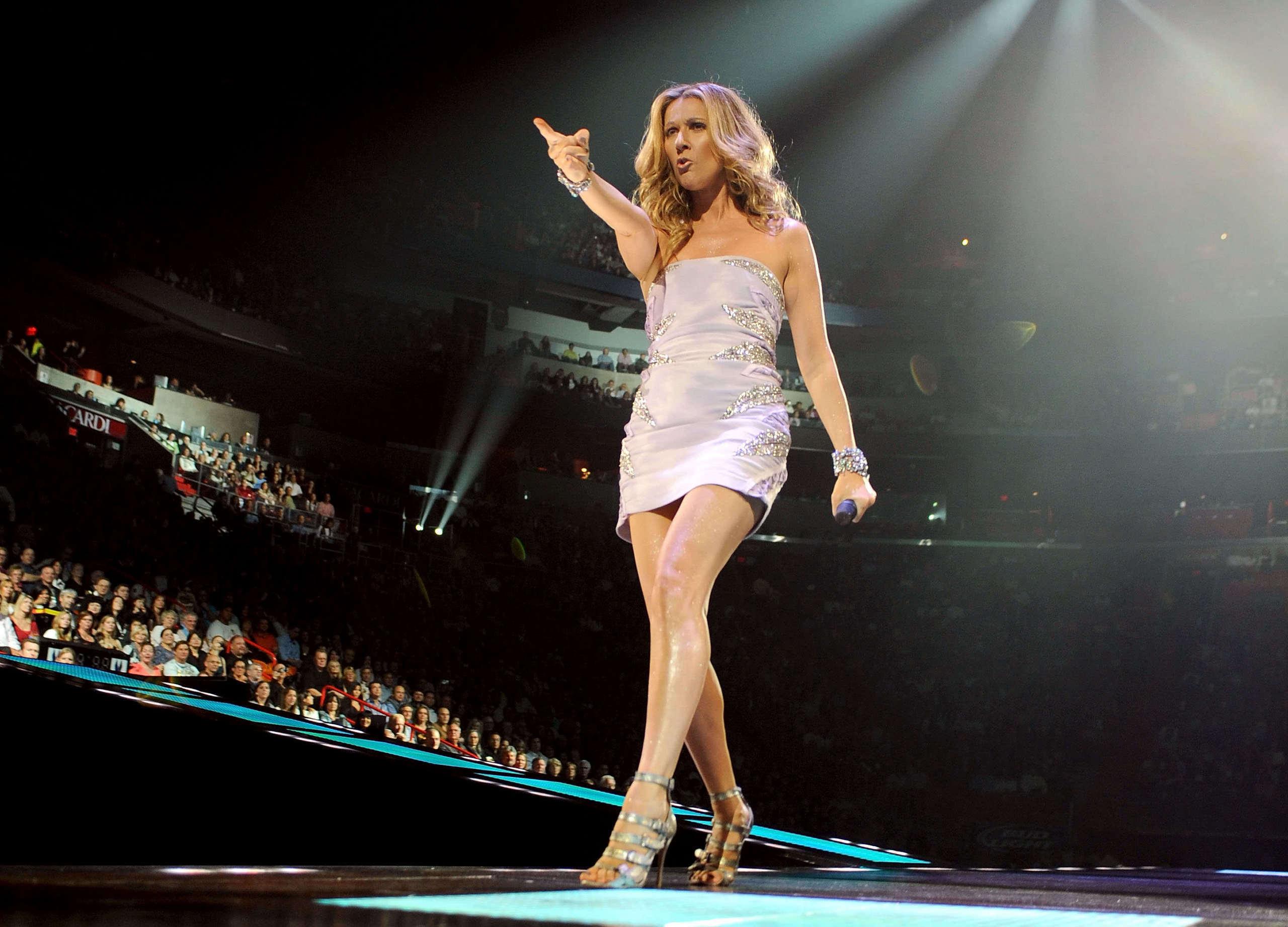 Celine Dion 4k