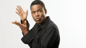 Chris Rock Background