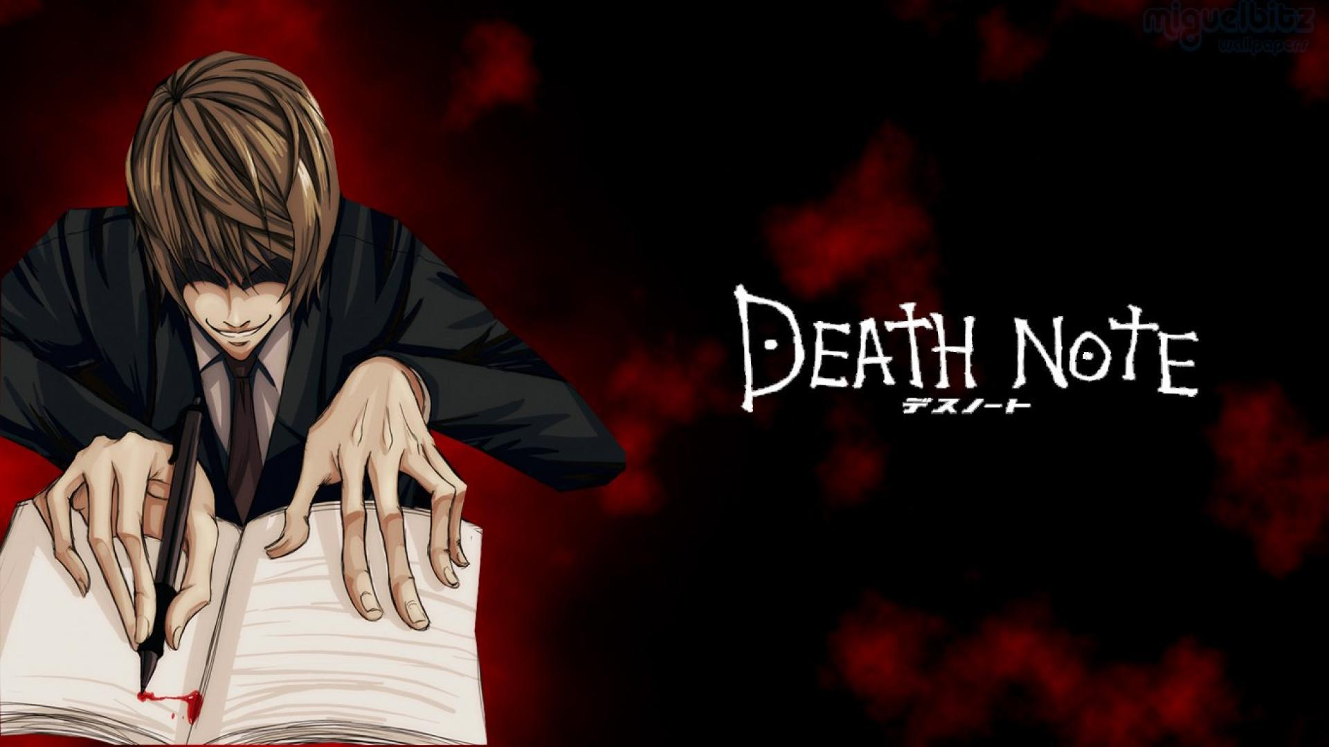 Death Note For Desktop