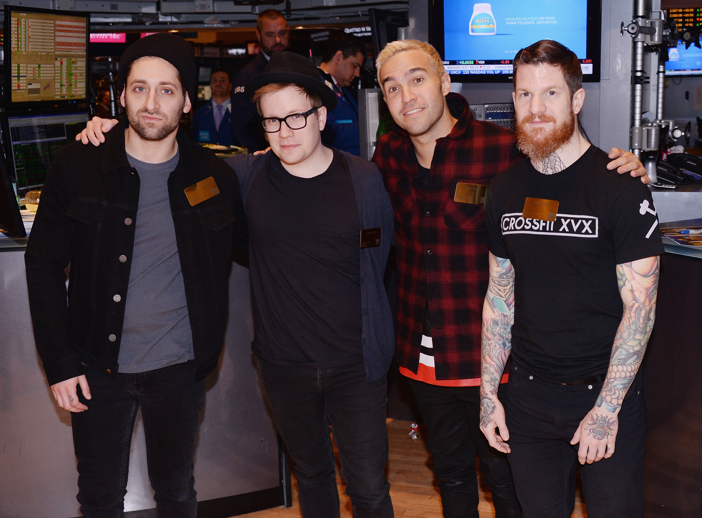 Fall Out Boy Hd Desktop