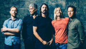 Foo Fighters Hd Wallpaper