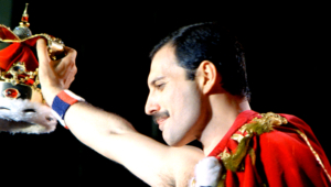 Freddie Mercury High Definition
