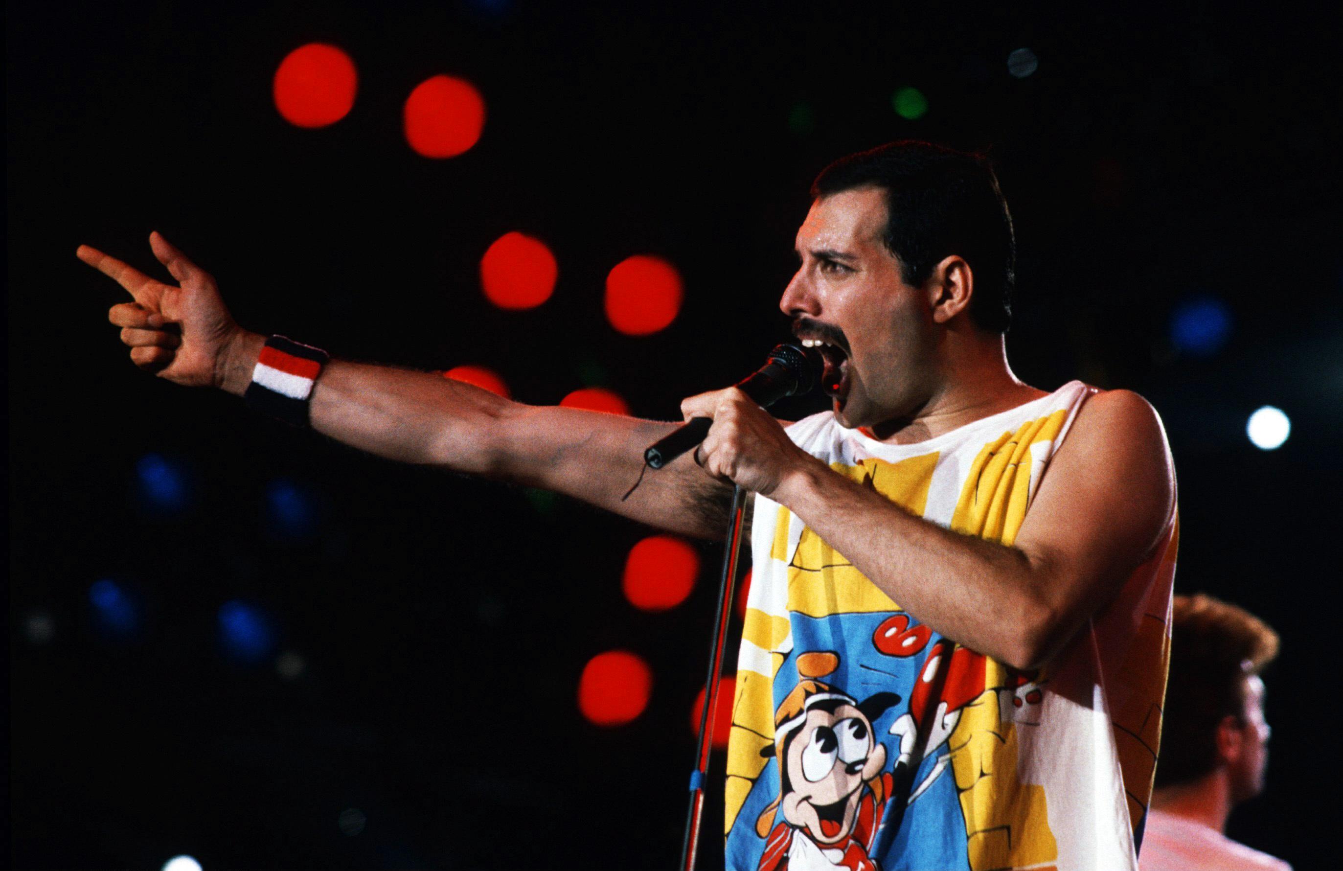 Freddie Mercury Wallpapers