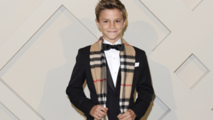 Romeo Beckham HD Wallpaper