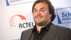 Jack Black Background