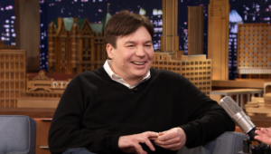 Mike Myers Background