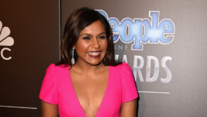 Mindy Kaling Hd Background