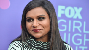 Mindy Kaling For Desktop