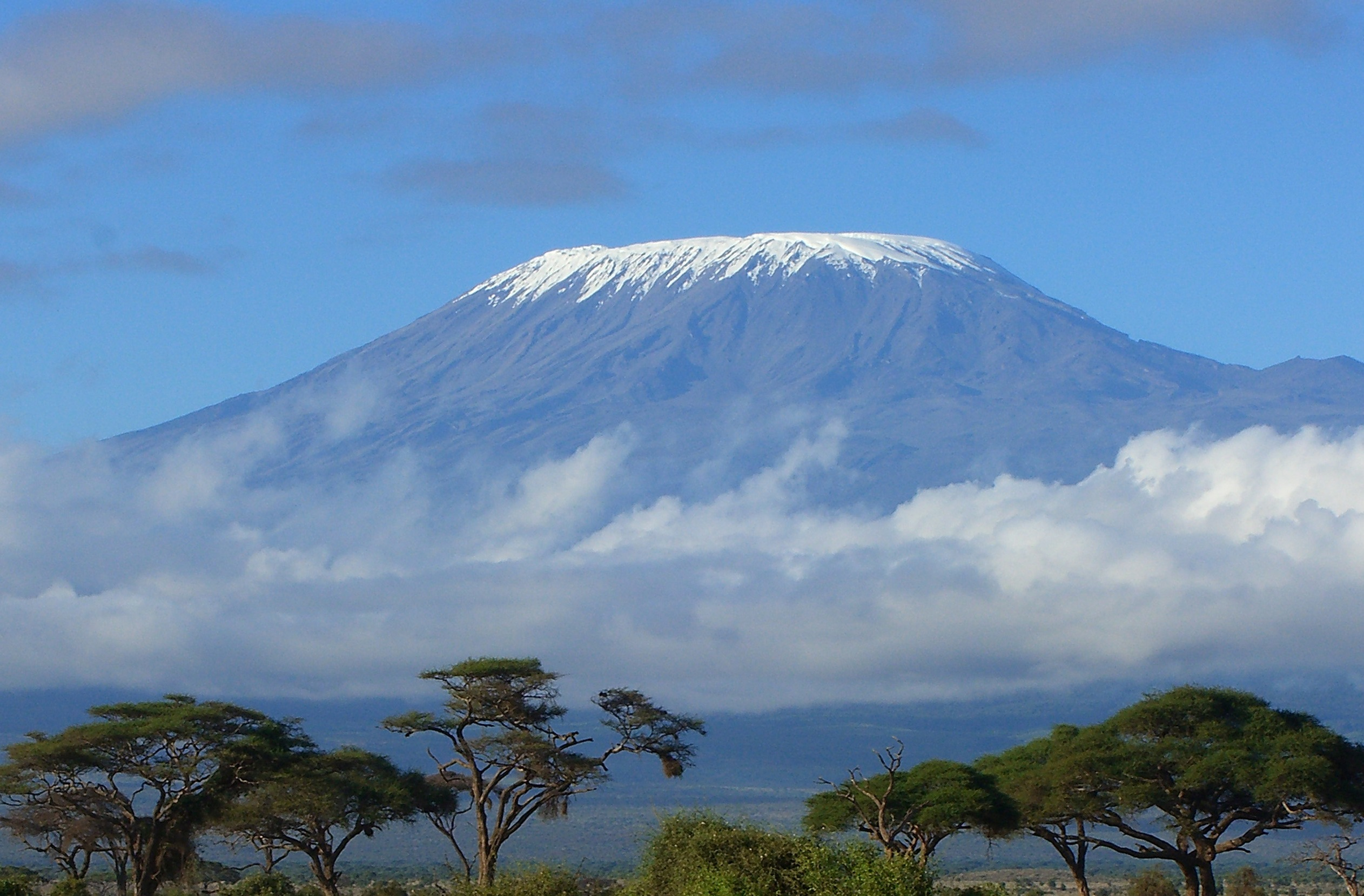 Mountain Kilimanjaro Hd Background