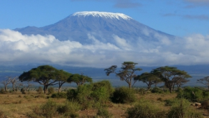 Mountain Kilimanjaro For Desktop