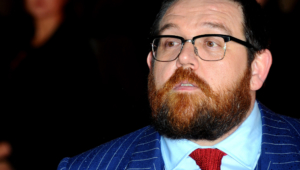 Nick Frost Images