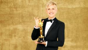 O Ellen Degeneres Oscars Facebook