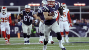 Rob Gronkowski Hd Wallpaper
