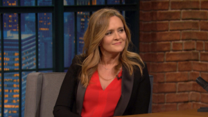Samantha Bee Hd Wallpaper