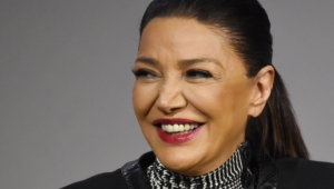 Shohreh Aghdashloo Background