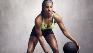 Skylar Diggins Background