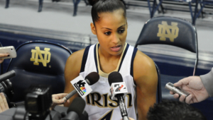 Skylar Diggins Computer Wallpaper