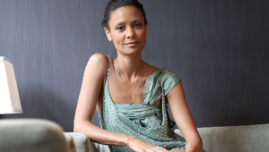 Thandie Newton Background