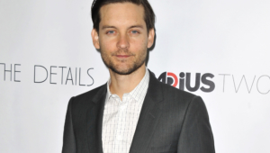 Tobey Maguire 4k