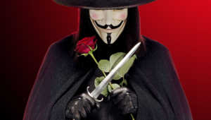 V For Vendetta Hd Desktop