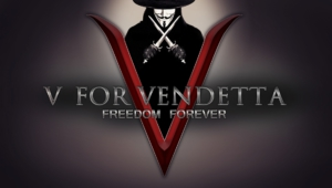V For Vendetta Images