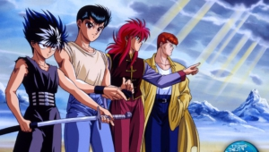 Yu Yu Hakusho Wallpapers Hd