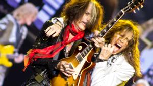Aerosmith Background