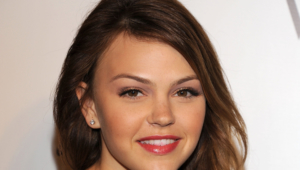 Aimee Teegarden Background