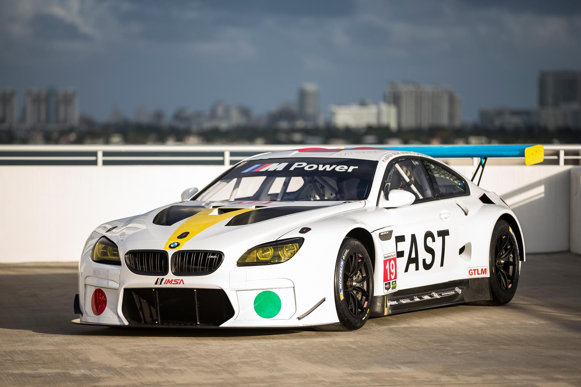 BMW M6 GTLM