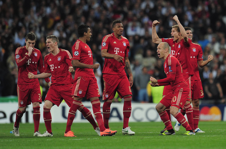 Bayern Munchen High Definition Wallpapers