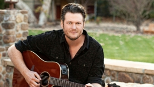 Blake Shelton For Desktop Background
