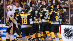 Boston Bruins 4k