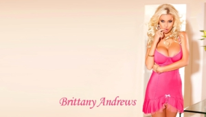 Brittany Andrews Wallpaper