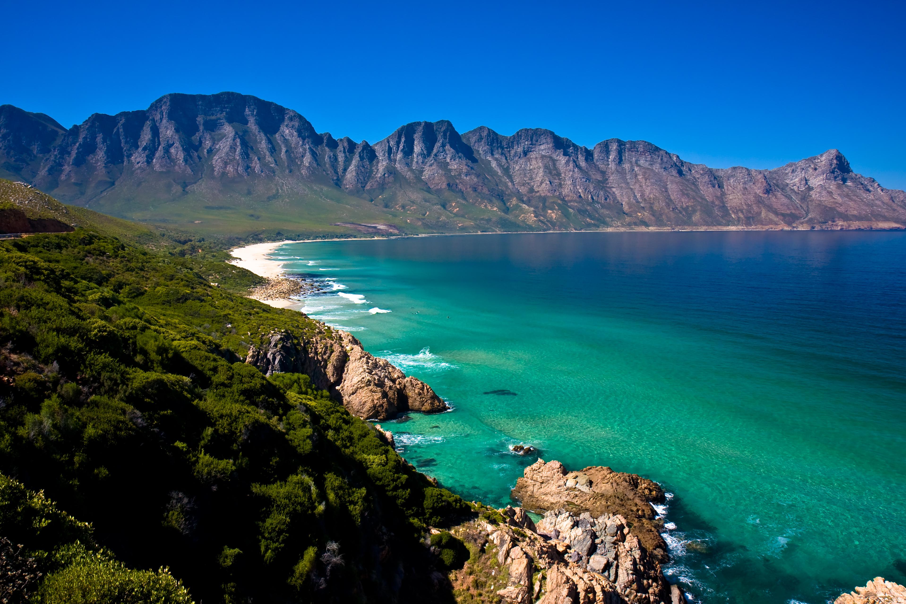 Cape Town 4k