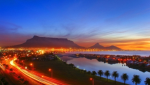 Cape Town HD Desktop