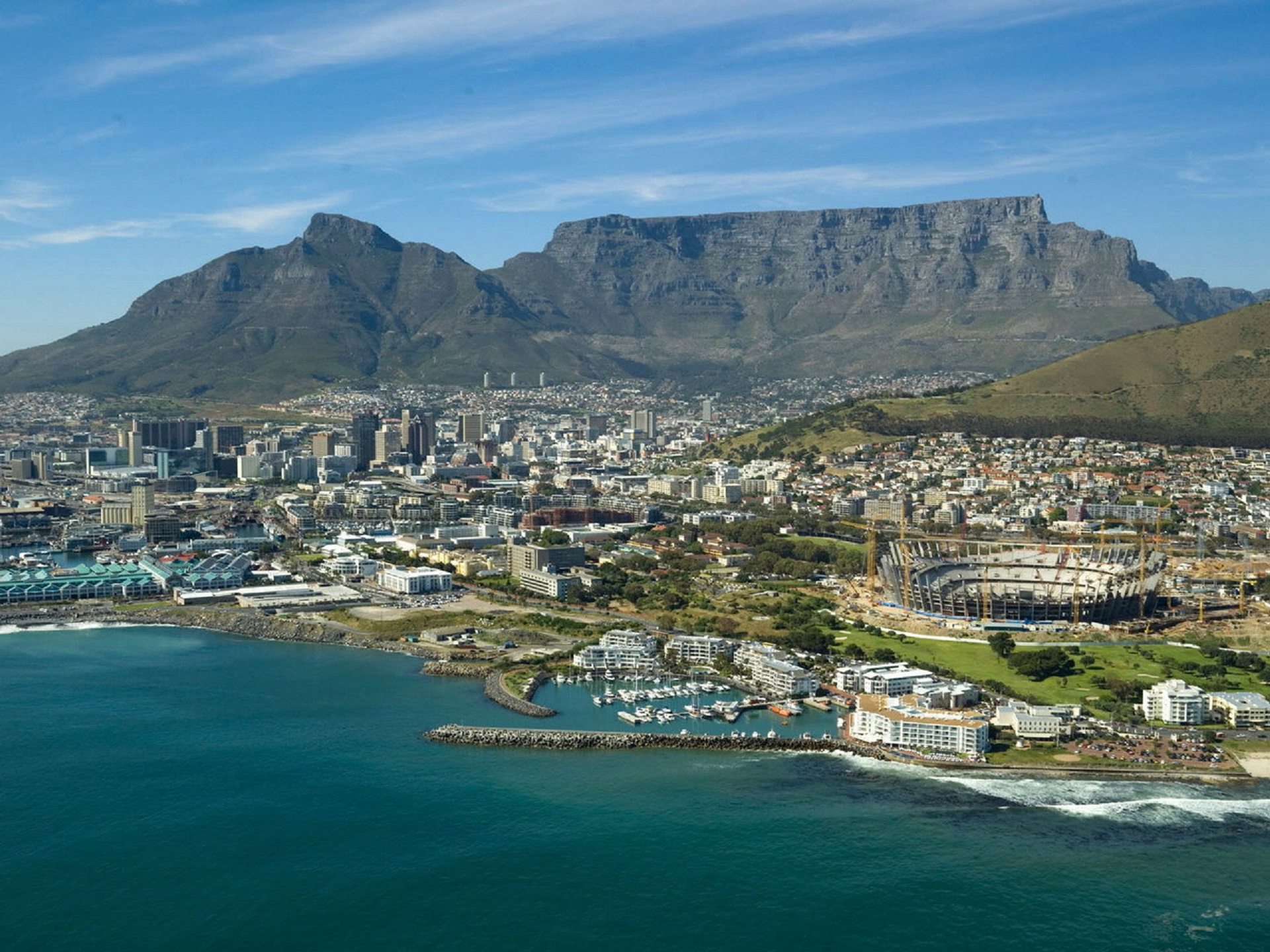 Cape Town City Wallpaper: Cape Town Wallpapers Images Photos Pictures Backgrounds