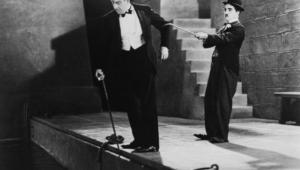 Charlie Chaplin 4k