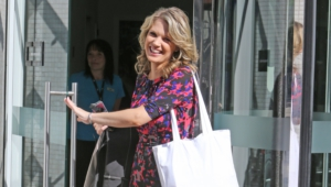 Charlotte Hawkins Hd Background