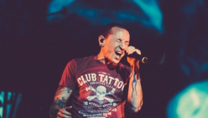 Chester Bennington Hd