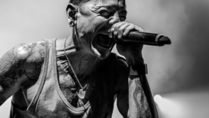 Chester Bennington Wallpaper For Laptop