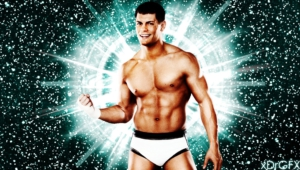 Cody Rhodes Wallpaper