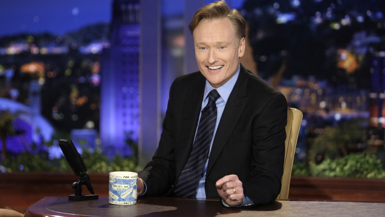Conan Obrien Hd Background
