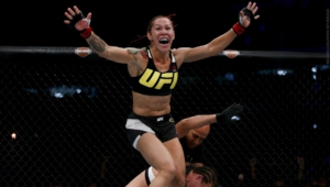 Cris Cyborg Widescreen