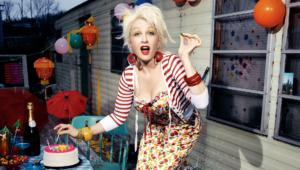 Cyndi Lauper Background