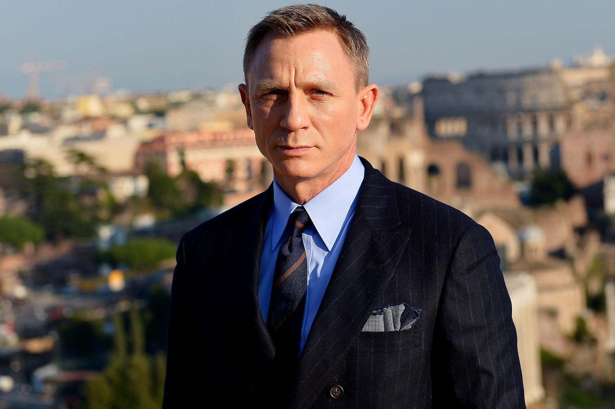 Daniel Craig Wallpaper