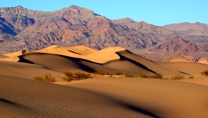 Death Valley 4k